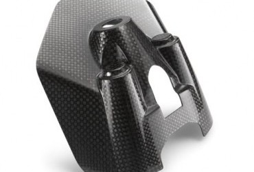 CARBON IGNITION LOCK COVER