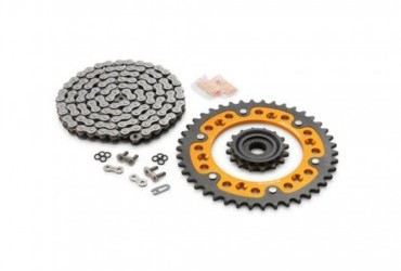 KTM Drive Kit 16/40 duke/smc 690
