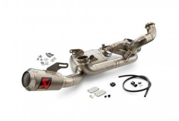 KTM Akrapovic kit