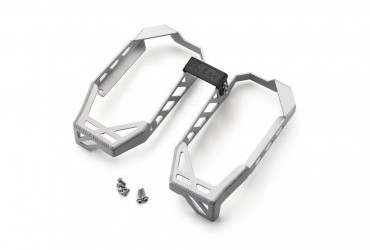 KTM Aluminium Radiator Protection 11-16