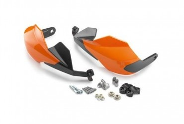KTM HANDGUARD KIT HIGH ORANGE