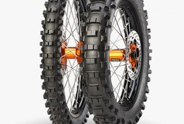 Metzeler 6 Day Extreme Tyre Set