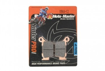 Moto-Master Brake pad Sintered Pro Racing Rear KTM 125 UP 04-ON