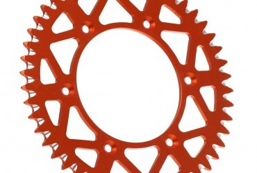 Rear Alloy Sprocket