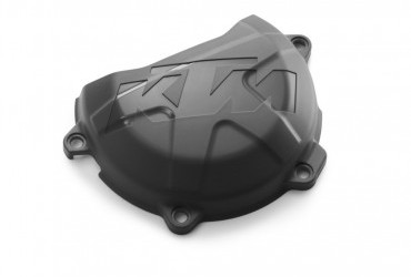 KTM Clutch Cover Protection Black 2020 EXC 450/500