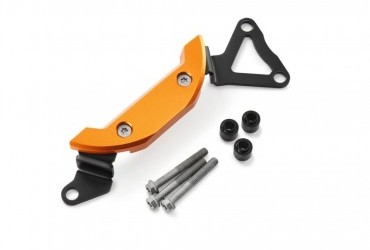 KTM Aluminum Slider With Clutch Cover Protection Duke/RC 125/390