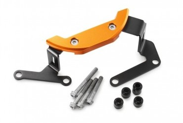 KTM Aluminum Slider With Ignition Cover Protection
