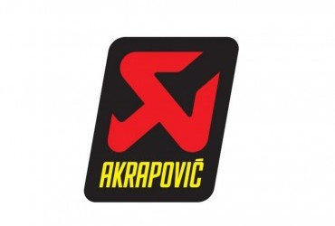 KTM Akrapovic sticker 60 x 75mm