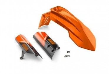 KTM Fender Kit Orange