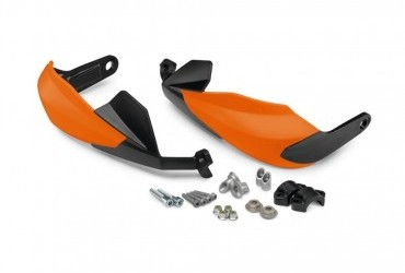 KTM Handguard low version orange