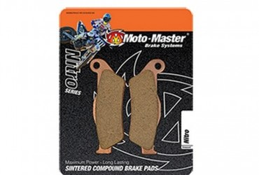 Moto-Master Brake pad Nitro Front KTM 125 UP 91-ON