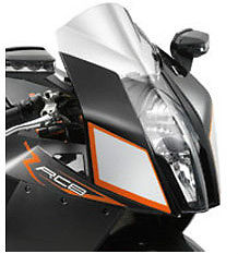 KTM Racing Windshield
