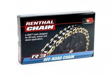 Renthal R3 Chain 520R3.3 SRS X 118 LINKS CHAIN